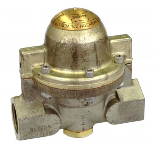 RL Series Dome Loaded Pressure Regulator