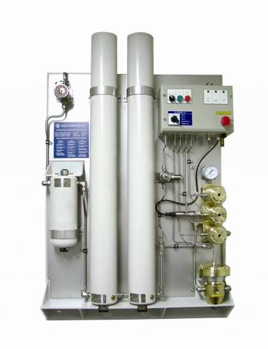 AUTOCHARGE Automated Cylinder Filling (ACF) Panel